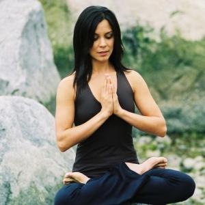 yoga lady 3